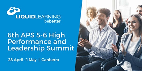 6th APS 5-6 High Performance and Leadership Summit tickets