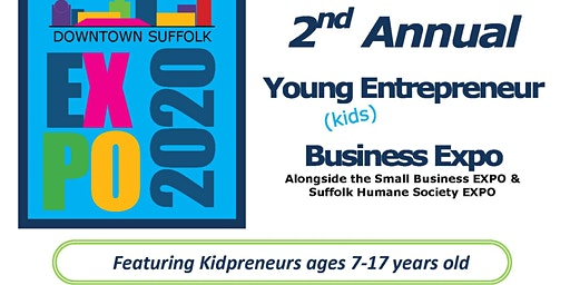 Young Entrepreneur Business Expo