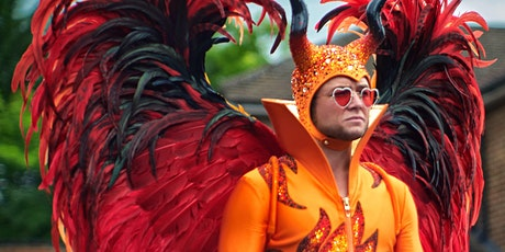 Rocketman Cambridge Outdoor Cinema Experience tickets
