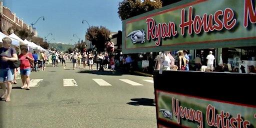 Rhubarb Days and The Vintage Market in Sumner