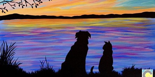 Paint Night Fundraiser for Franklin County Humane Society