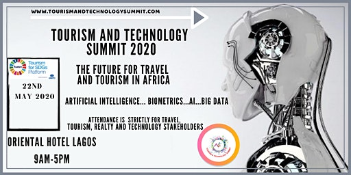 TOURISM AND TECHNOLOGY SUMMIT 2020