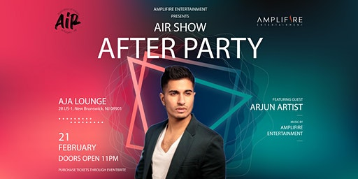 Rutgers AIR Show After Party ft Arjun Artist