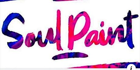 "Soul Paint ""Poetry & Paint"" tickets"