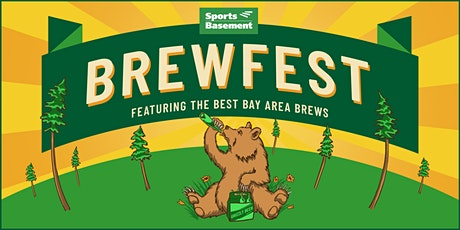 Sports Basement Presidio: 7th Annual BrewFest! tickets