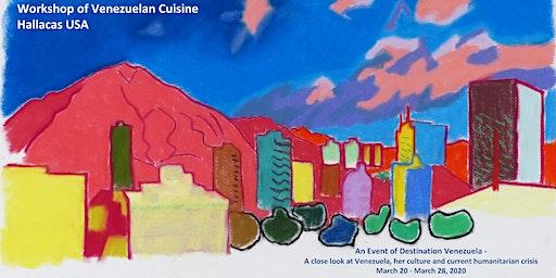 Workshop of Venezuelan Cuisine: Hallacas USA