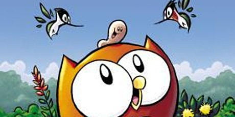 Graphic Novelist Andy Runton Presents Owly tickets