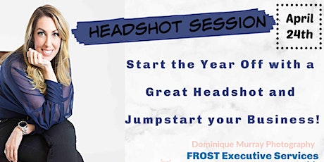 FROST Executive Services Headshot Session tickets