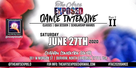 The Arts Exposed Dance Intensive II tickets