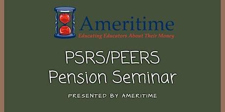 MO Public School Retirement Benefits Seminar in Crystal City - Ameritime tickets