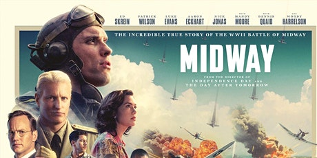 Midway. Cambridge Outdoor Cinema Experience tickets