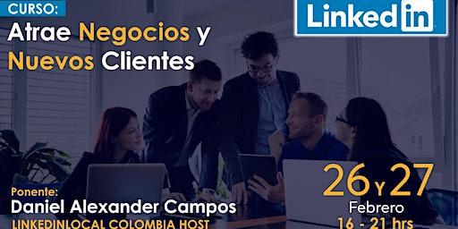 LinkedIn Atrae Negocios y Nuevos Clientes