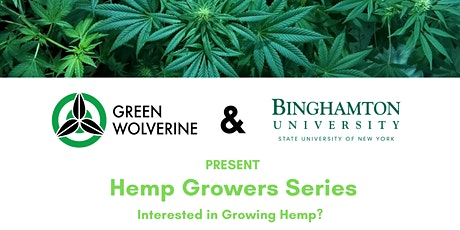Green Wolverine Hemp Growers Series tickets