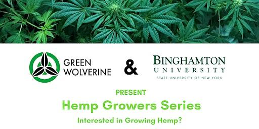 Green Wolverine Hemp Growers Series