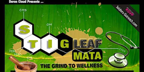STIG LEAF MATA tickets