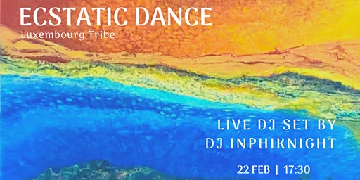 Ecstatic Dance ~ Dj Inphiknight ~