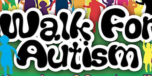 Autism NT Walk for Autism 2020