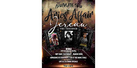 The Aries Affair: Jereau, The Takeover tickets