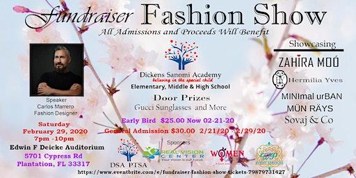 Fundraiser Fashion Show