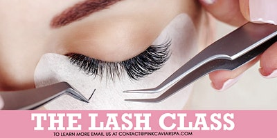 Eyelash Extension Training Group Class $399