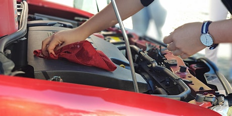 Car Maintenance Workshop for Young Drivers: Youth Week Event tickets