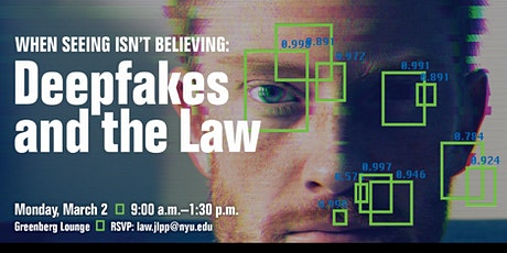 When Seeing Isn't Believing: Deepfakes and the Law tickets