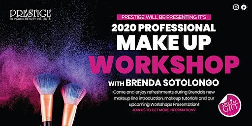 PRESTIGE MAKEUP WORKSHOPS 2020 by Brenda Sotolongo's Presentation -(FREE)