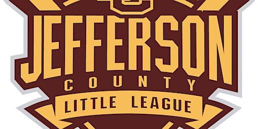 Jefferson County Little League Cash Bash