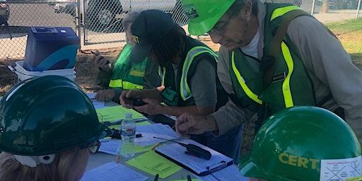 Disaster Preparedness: Damage Assessment Training & Drill - CERT