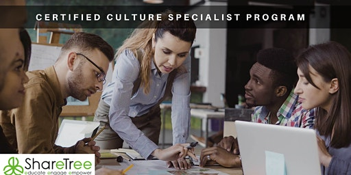 Certified Culture Specialist Partner - Workshop 1&2