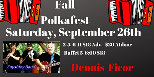 Fall Polkafest Saturday at Danceland