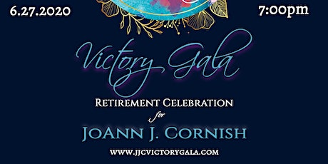 JoAnn J. Cornish Victory Gala tickets