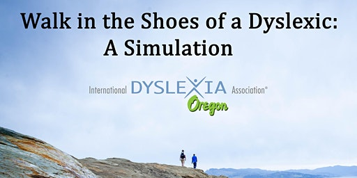 Walk in the Shoes of a Dyslexic: Simulation and Student Panel
