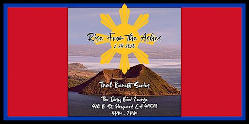 Rise From the Ashes: Taal Benefit Series
