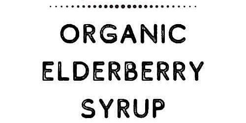 Elderberry Syrup with Essential Oils workshop