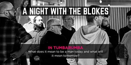 Tomorrow Man - A Night With The Blokes in Tumbarumba tickets