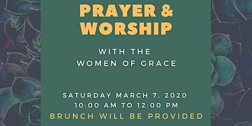Prayer, Worship, and Brunch