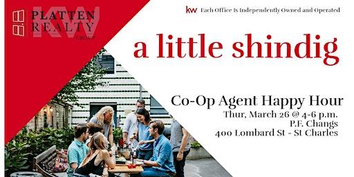 Platten Realty Group Co-Op Agent Happy Hour