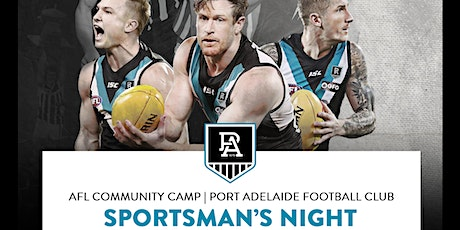Port Adelaide FC Sportsman's Night tickets