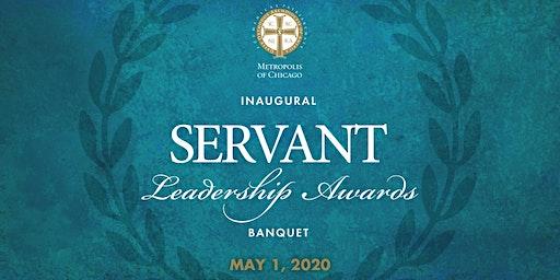 Inaugural Servant Leadership Awards Banquet