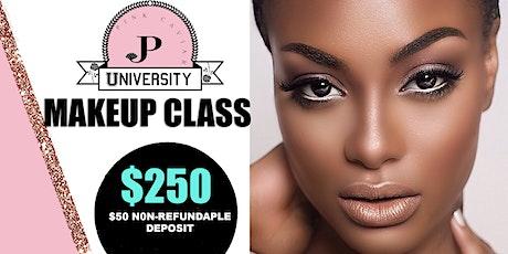 Makeup Class $250 tickets