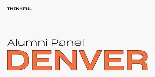 Thinkful Denver Community: Alumni Success Panel