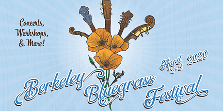 Berkeley Bluegrass Festival - Kickoff Party tickets