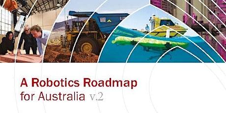 Invitation to attend Healthcare Robotics Roadmap workshop in Brisbane 10th March (10am - 4pm, CSIRO Pullenvale) tickets