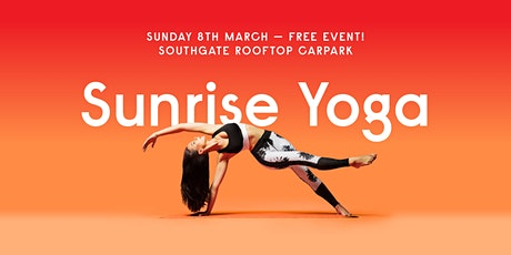Southgate Sunrise Yoga International Women's Day tickets