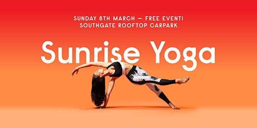Southgate Sunrise Yoga International Women's Day