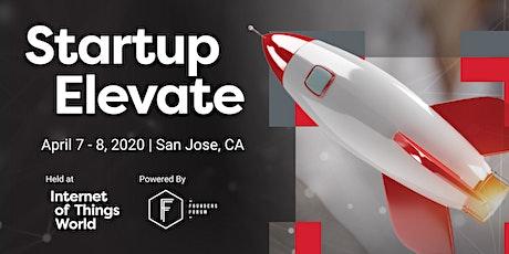 Startup Elevate tickets