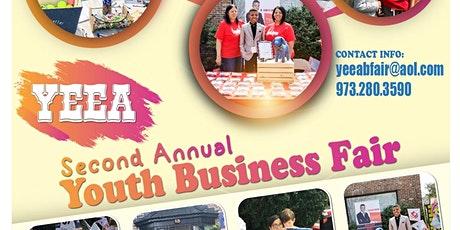 YEEA-Second Annual Youth Business Fair tickets
