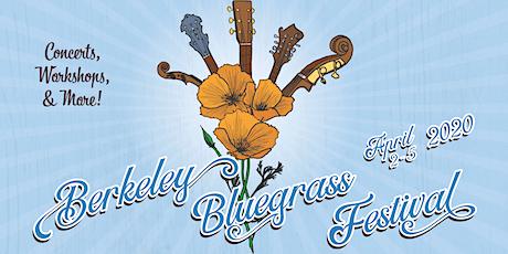 Berkeley Bluegrass Festival - Saturday tickets