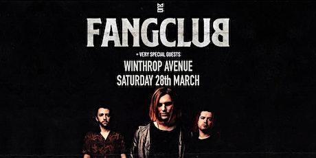 FANGCLUB tickets